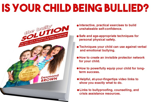 Bully Solution WP Banner